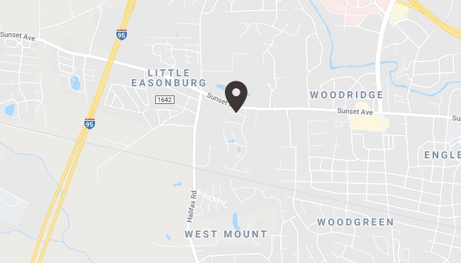 map-for-Jessica Creech Williams Attorney, PLLC
